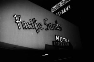 Pacific Sands Motel by 17thletter