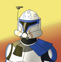 Captain Rex Phase-II by PvtPuma