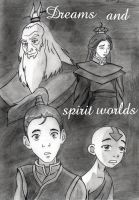 dreams and spirit worlds cover by SkeletorsPain