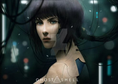 GiTS:Shelling Sequence by Rain-Strive