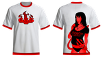 TripleSix Couture T-shirt by fbarok
