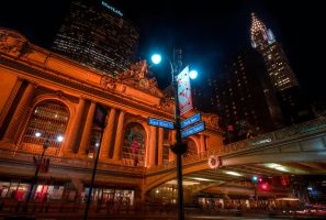 Pershing Square by wmandra