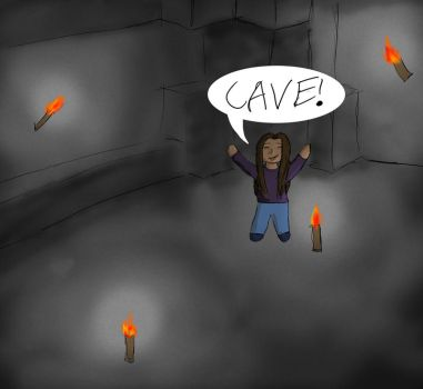 The Joy of Caves by Xilmin