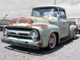 53 Ford Hauler by colts4us