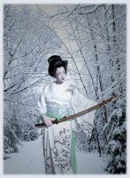 Lady Snowblood by blackhandruby