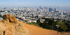 San Francisco Corona Heights View by Flyboy627
