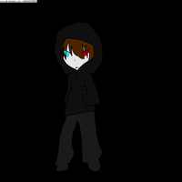 Animation thingy of X by BloodAndKnives