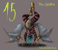 15 -The Skillful- by Hndz
