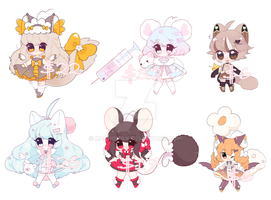 sale unsold adopts | closed by machomilk