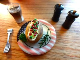 1:6 Twice Baked Potato by TooGoodToEat