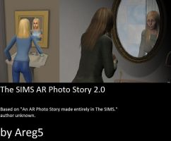 The Sims AR Photo Story 2.0 by areg5