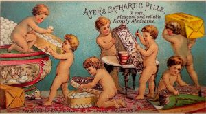 Ayer's Cathartic Pills by peterpulp