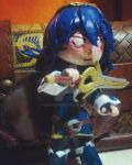 Lucina figurine WIP by Endo-Chan