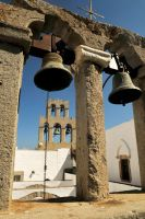 Patmos bells 1 by wildplaces