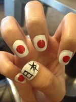 Nihon Nails! by lamaisol