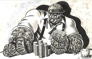 POKER FACE THING by Ragnaroker