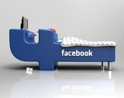 Facebook Bed by DeviArTZ