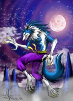 Jon Talbain - Night by Steff-Magalhaes