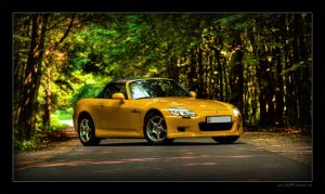 Honda S2000 03 by miki3d