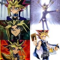 Yami Yugi Collage #2 by SupernovaSword