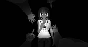 MMD Community is getting too scary for me by Asiatheblacknese