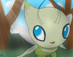 Celebi by Leoni-Fang02
