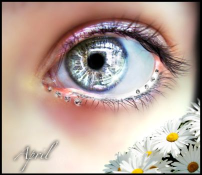April Eye by BlazingElysium