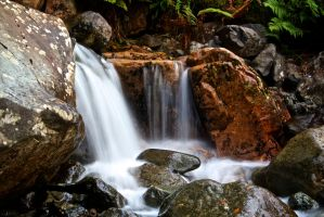 Water Fall by Dave490