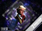 Doctor Who 50th Anniversary - The 7th Doctor by VortexVisuals