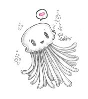 Jellyfish Gift by Cilitra