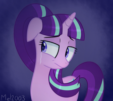 Starlight Crying by mel2003