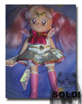 Super Chibi Moon Baby Doll by Magical-Mama