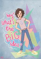 Hey! What's the big idea? by jjonc