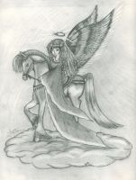 AngelPaint by bluebellangel19smj