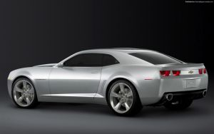 Chevrolet Camaro 11 by FreeWallpapers
