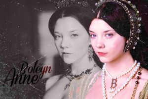 Anne Boleyn from 1S to 4S by RischaMorgan