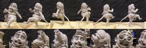 RadRat Maquette by OhSadface