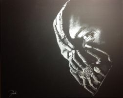 Bane by LoganFick