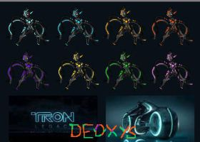 deoxys enters the grid by toacleo