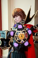 Anime STL: Haou Judai by Malindachan