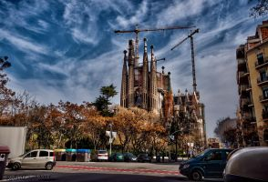 Sagrada familia 1 by forgottenson1