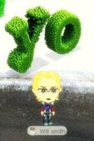 ME ON Yoville by RehanUsmani
