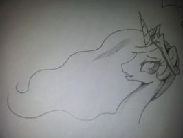 Pencil, paper, ponies... by LionelBrony