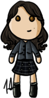 Pretty Little Liars - Spencer by shrimp-pops