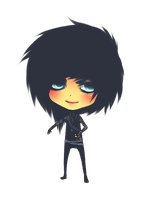 Chibi Andy by Vylin