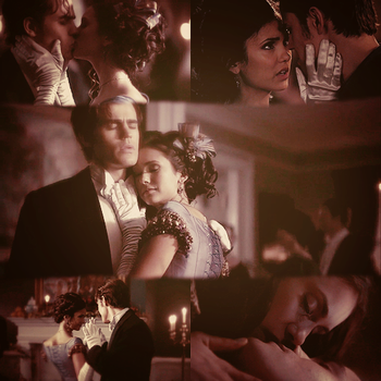 TVD: Katherine and Stefan by SimplyDreams