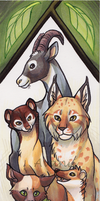 Bookmark: Earth by Avanii