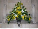 Six foot Floral  Display by In-the-picture