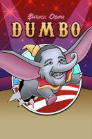 It's Dumbo Obama by jeaf7