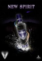 Water Spirit Vodka by corElement